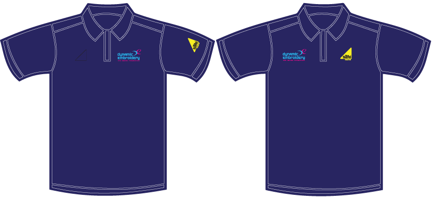 Embroidered Gas Safe logo workwear clothes   gas safe clothing at intentional designs