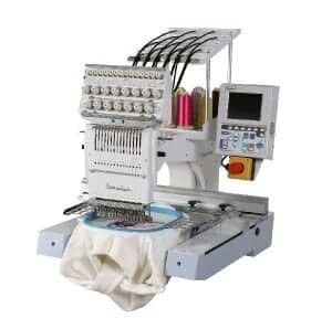 Embroidery Machine for workwear & uniforms