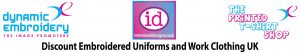 Discount Embroidered Uniforms and Work Clothing UK